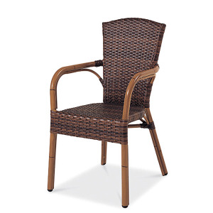 Royal 1 Stacking Dining Arm Chair